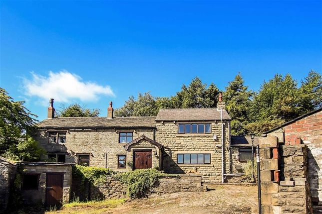 Thumbnail Detached house for sale in Meadow Head Farm, Alma Place, Accrington, Lancashire
