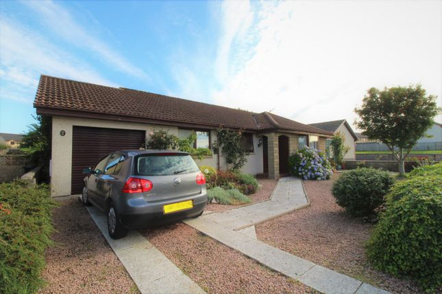 Front of Redburn Drive, Buckie AB56