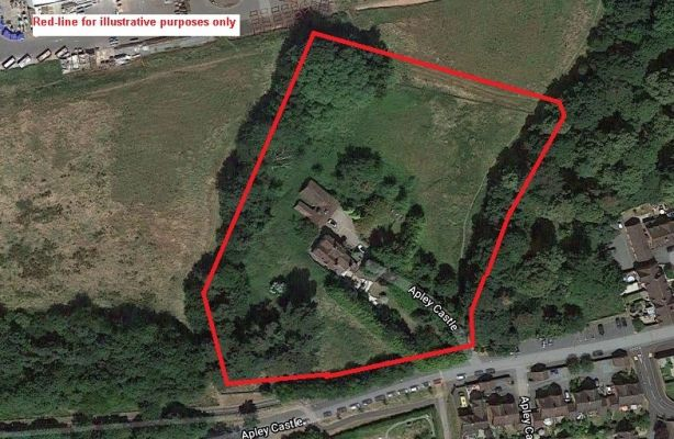 Thumbnail Commercial property for sale in Land At Apley Home Farm, Apley Castle, Telford, Shropshire