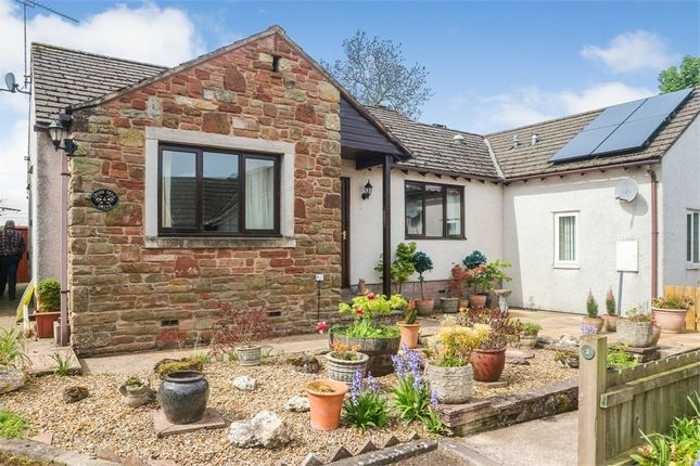 Thumbnail Semi-detached bungalow for sale in Cross Fell Drive, Brampton, Appleby-In-Westmorland, Cumbria