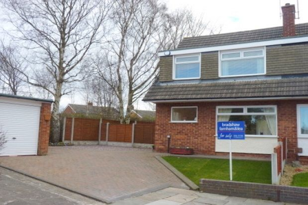 Thumbnail Semi-detached house to rent in Banff Avenue, Bromborough, Wirral