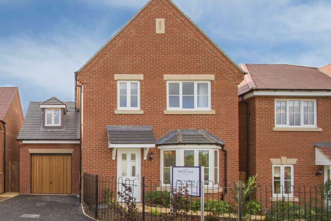 Thumbnail Detached house for sale in Little Bowden Rise, Little Bowden Rise, Market Harborough