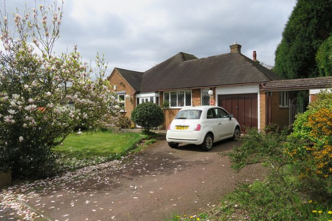Thumbnail Detached bungalow for sale in Branton Hill Lane, Aldridge, Walsall