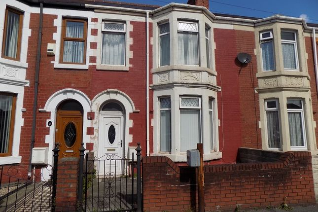 Thumbnail Terraced house for sale in Victoria Road, Port Talbot, Neath Port Talbot.