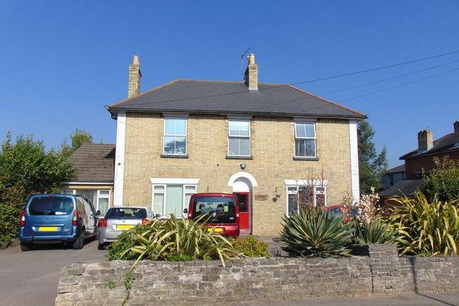 Thumbnail Flat for sale in Spring Crescent, Southampton