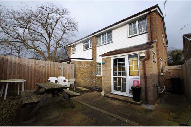 3 bedroom semi-detached house for sale in Longbridge Close, Southampton