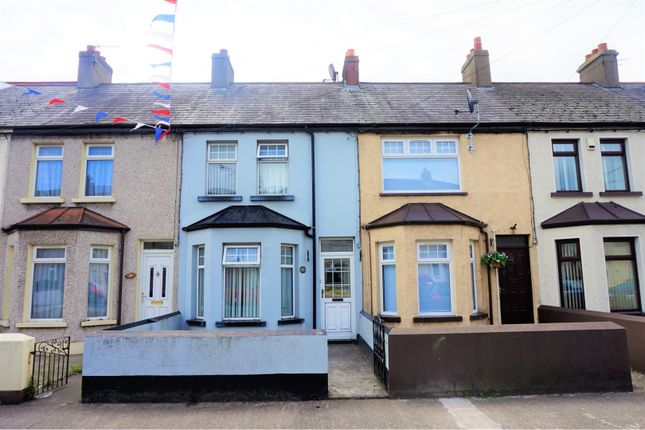 Thumbnail Terraced house for sale in Newington Avenue, Larne