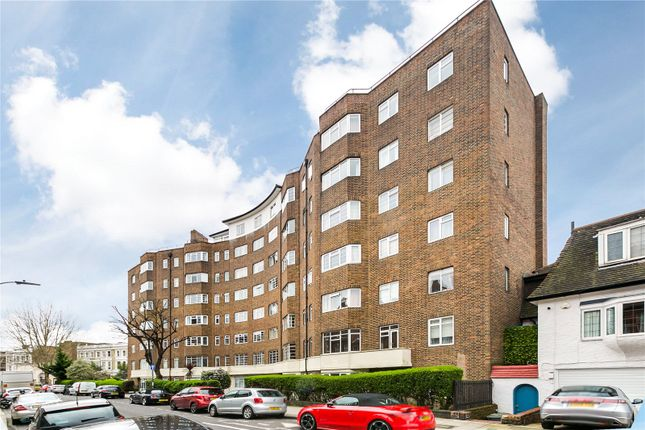 External of Barton Court, Barons Court Road, London W14