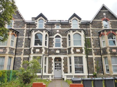 Studio to rent in Newport Road, Roath, Cardiff CF24