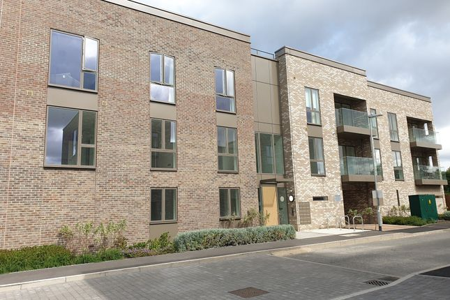Thumbnail Flat to rent in Musgrave Drive, Cambridge