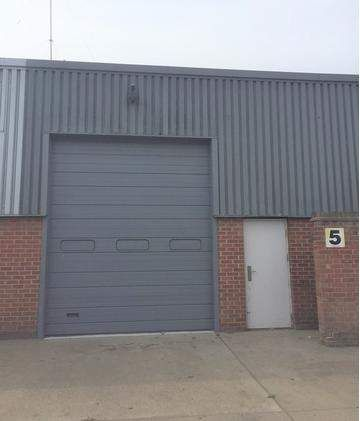 Thumbnail Industrial to let in Bury Mead Road, Hitchin