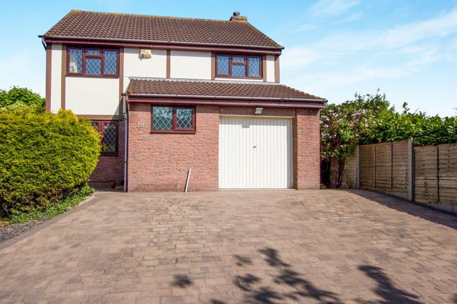 4 bed detached house for sale in Oxbarton, Stoke Gifford, Bristol