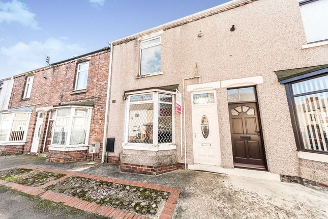 Thumbnail Terraced house for sale in Northside Terrace, Trimdon Grange, Trimdon Station