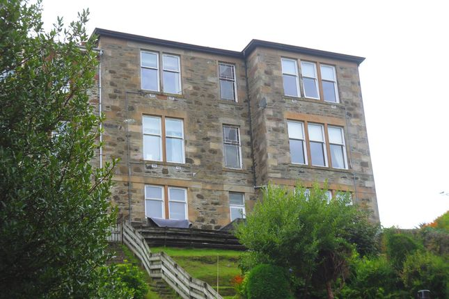 Thumbnail Flat for sale in Garden Flat, Academy Apartments, Academy Road, Rothesay, Isle Of Bute