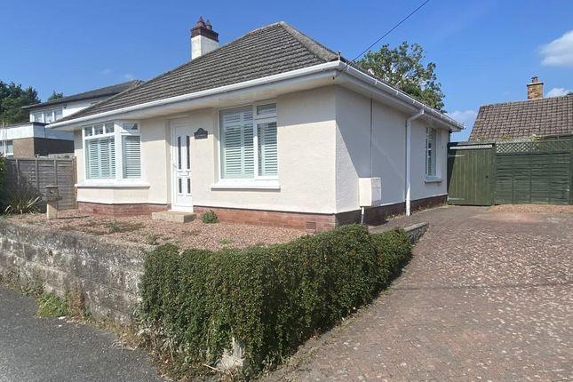 Thumbnail Detached bungalow for sale in Sings Lane, Braunton