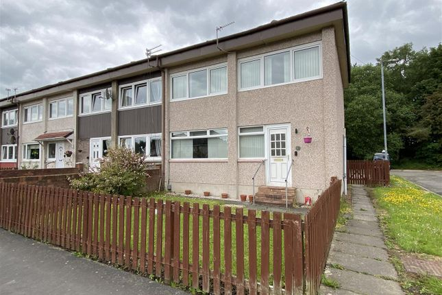 Thumbnail End terrace house for sale in North Kilmeny Crescent, Wishaw