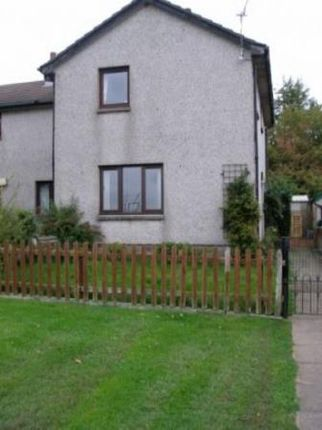 Thumbnail Semi-detached house to rent in Grahamsfield, Kirkpatrick Fleming, Lockerbie