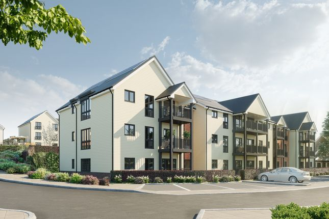 Thumbnail Flat for sale in Apartment 31 Brook House, Debden Grange, Saffron Walden, Essex