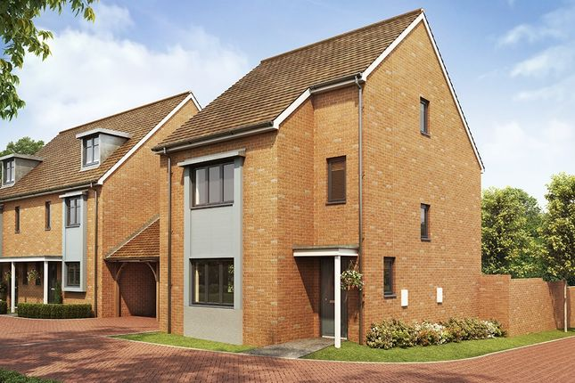 """Thumbnail Detached house for sale in """"The Lumley"""" at Southfleet Road, Swanscombe"""