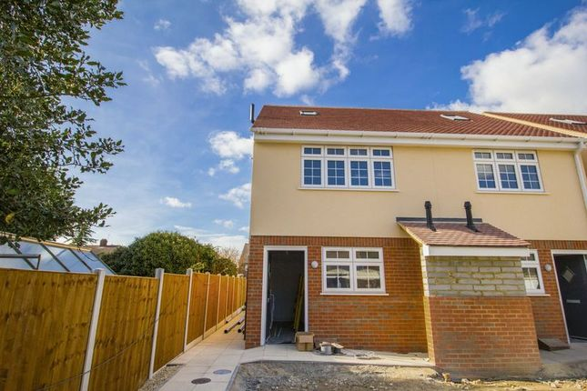 Thumbnail Semi-detached house for sale in South Road, South Ockendon