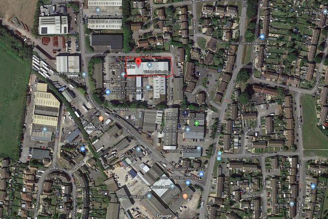 Thumbnail Business park for sale in Carpenters Terrace, Stapleton Road, Martock