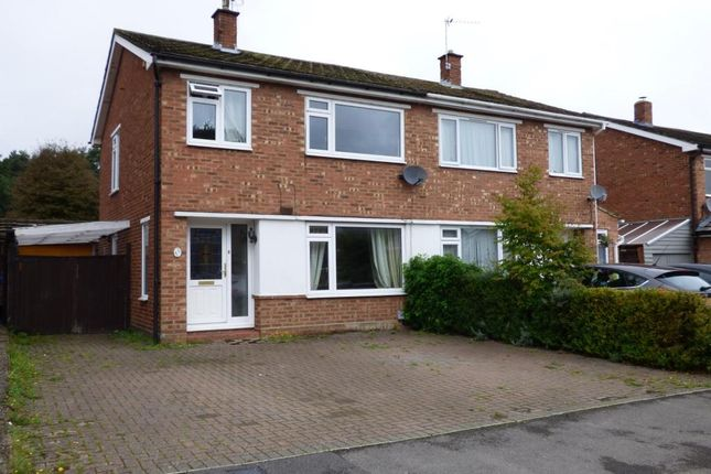 Thumbnail Semi-detached house for sale in Shepherds Walk, Farnborough