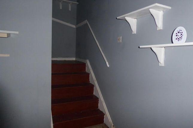 Stairway of Mallard Mews, Grimsby DN32
