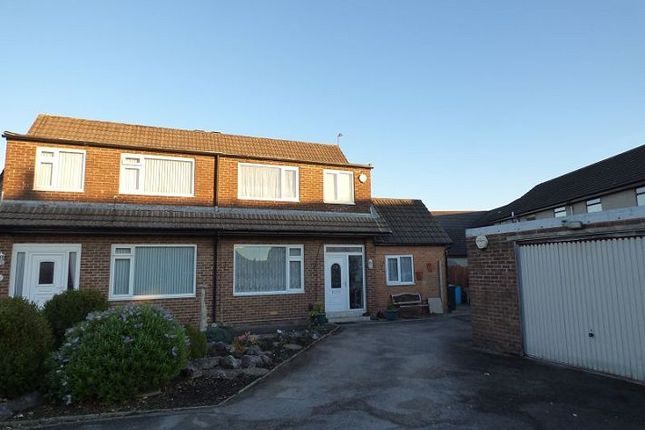 Thumbnail Semi-detached house for sale in Broughton Grove, Morecambe