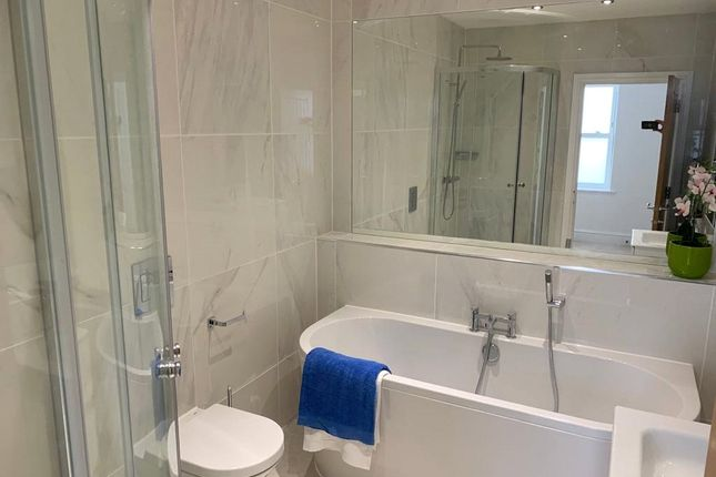Typical Bathroom of Apartment 8, The Beeches, Malpas, Cheshire SY14