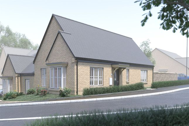 Thumbnail Bungalow for sale in Bakewell Road, Matlock