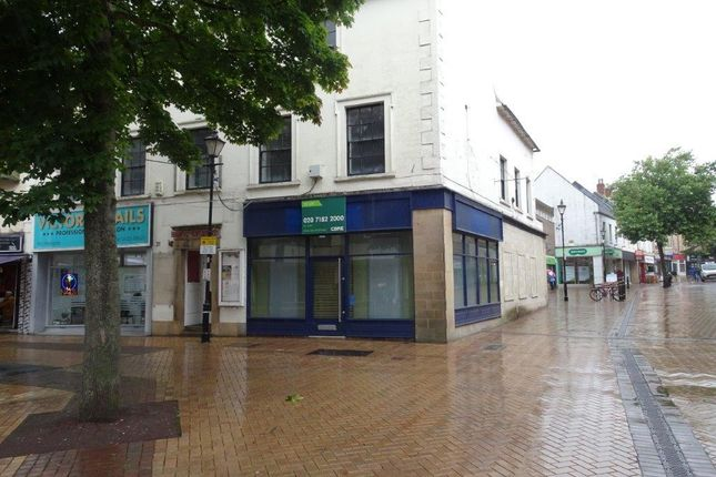 Thumbnail Retail premises to let in West Gate, Mansfield