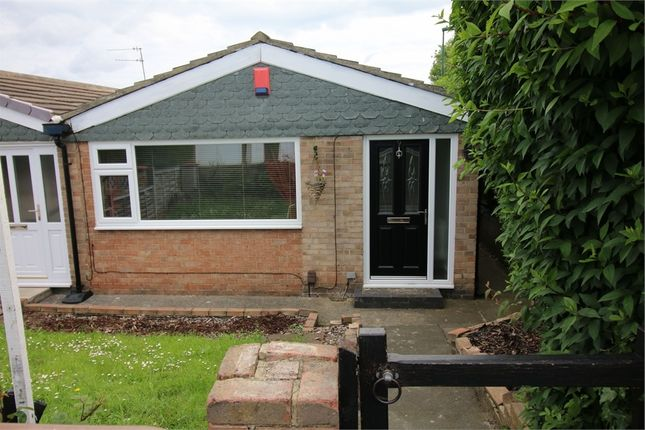 Thumbnail Terraced bungalow to rent in Durham Road, Eston, Middlesbrough