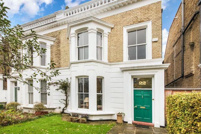 Thumbnail Semi-detached house for sale in Ashchurch Park Villas, Chiswick, London