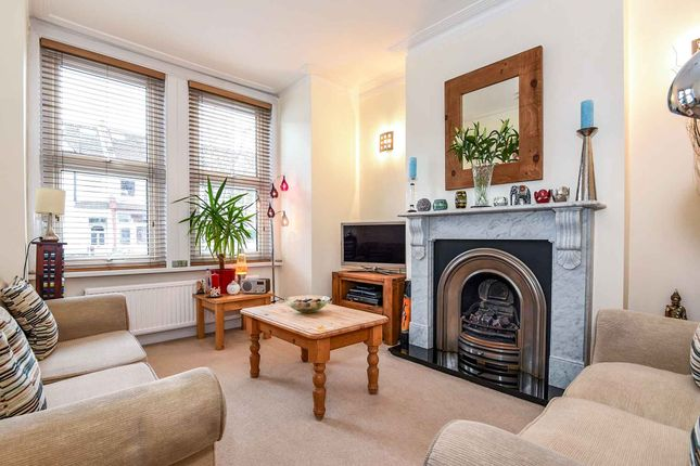 Thumbnail Flat for sale in Trevelyan Road, London