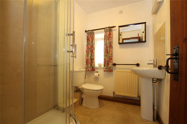 Shower Room of Ann Tysons House, Wordsworth Street, Hawkshead, Ambleside, Cumbria LA22