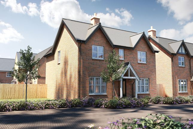 "Thumbnail Detached house for sale in ""The Ambleside"" at Stocks Lane, Winslow, Buckingham"
