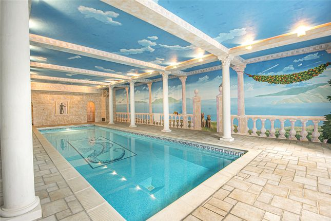 Swimming Pool of Outwood Lane, Kingswood, Tadworth, Surrey KT20