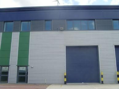 Thumbnail Light industrial to let in Chancerygate Industrial Estate, Denbigh Road, Bletchley, Milton Keynes