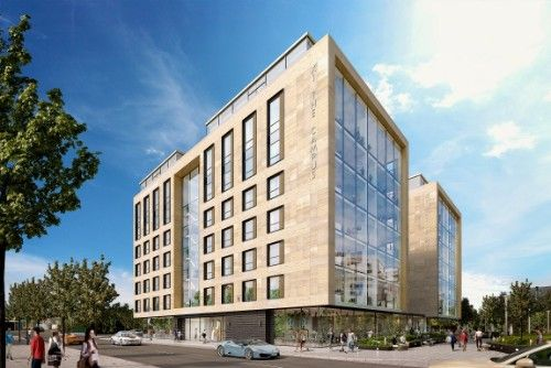 1 Bedroom Property for sale in X1 The Campus Student Property Investment, Salford, M6 6NY