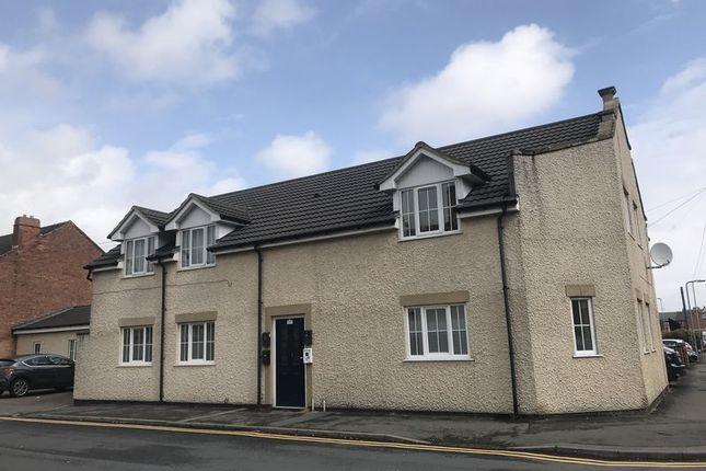 Thumbnail Flat to rent in Walker Street, Burton-On-Trent