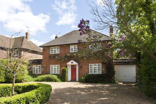 Thumbnail Detached house to rent in Oxshott Way, Cobham, Surrey