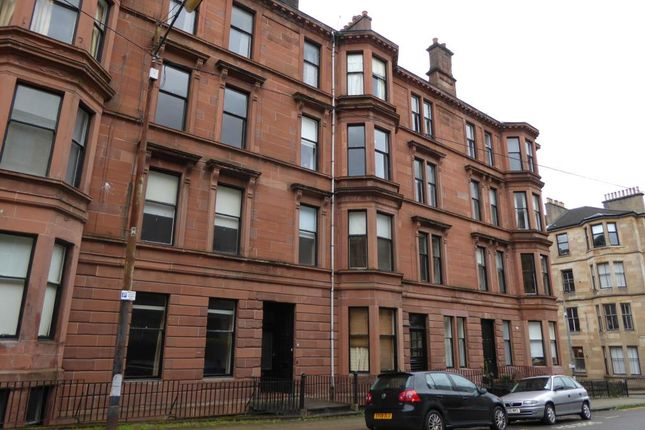 Thumbnail Flat to rent in 24 Kersland Street, Glasgow