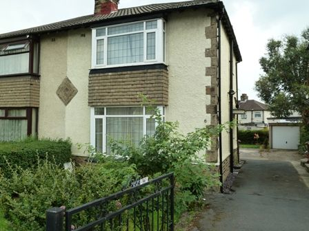 Thumbnail Semi-detached house to rent in Calverley Moor Avenue, Pudsey