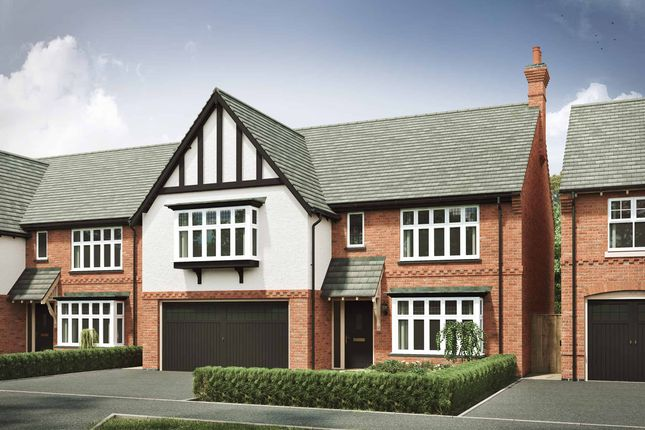 """Detached house for sale in """"The Southall R"""" at Ratcliffe Road, Sileby, Loughborough"""
