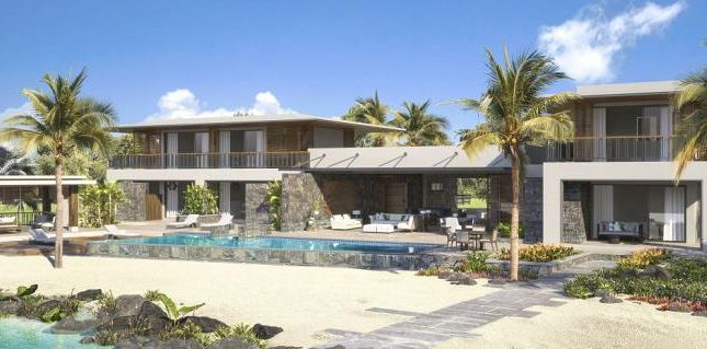 Thumbnail Property for sale in 4 Bedroom House, Beau Champ, Flacq District, Mauritius