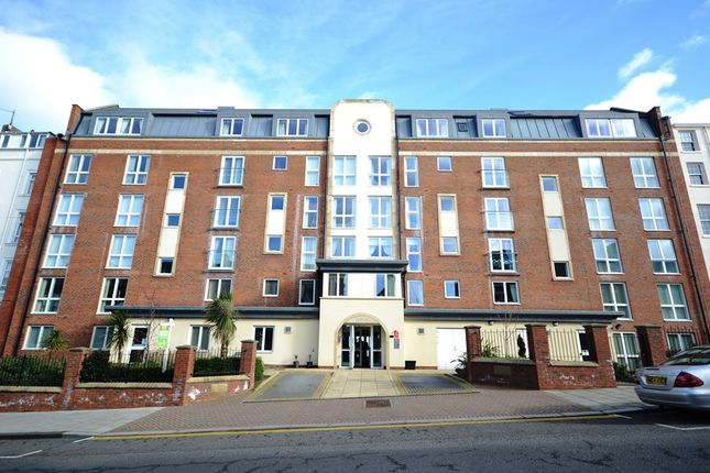 Thumbnail Flat for sale in North Bay Court, North Marine Road, Scarborough