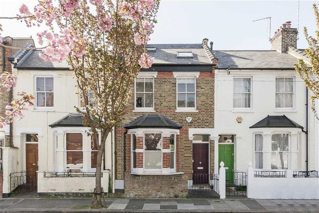 Thumbnail Property to rent in Brecon Road, London