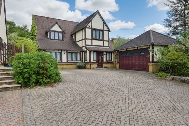 Thumbnail Detached house for sale in Lower Road, Little Hallingbury