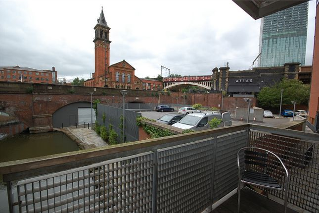 Thumbnail Flat for sale in Deansgate Quay, 384 Deansgate, Manchester