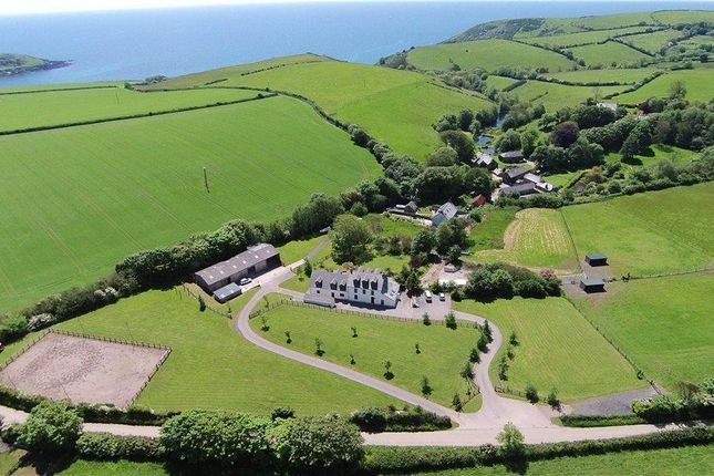 Thumbnail Detached house for sale in Portlooe, Looe, Cornwall